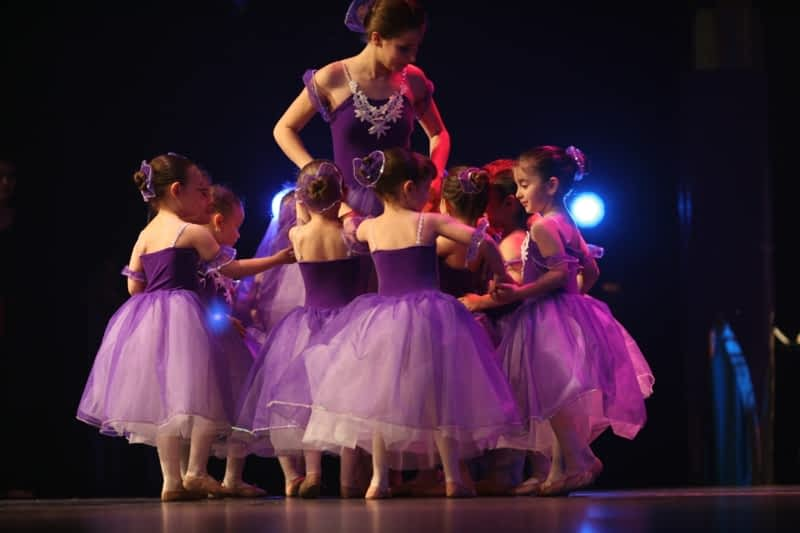 photo Ecole De Ballet Poétique Esther Lambert