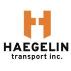 Haegelin Transport Inc - Déménagement et entreposage