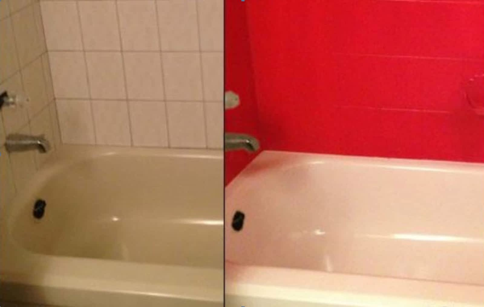 reglazing resurfacing restoration and foot tub free quote claw refinishing