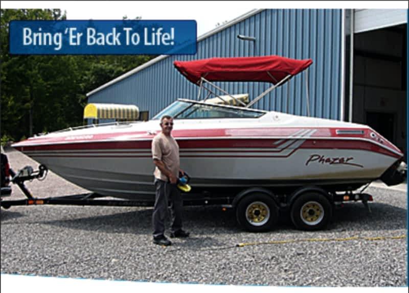 Buckhorn Yacht Harbour Ltd Kawartha Propeller Buckhorn