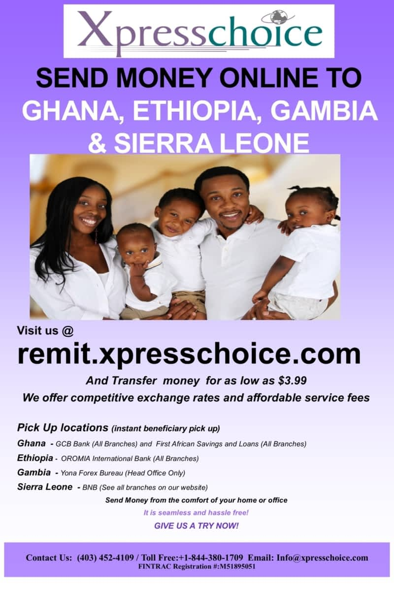 Xpresschoice Services Ltd Chestermere Ab 145 Viewpointe Wiring Money To Ethiopia Photos