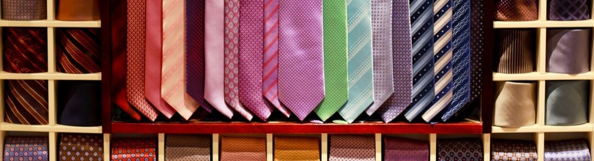 Amazing shops in Toronto to buy the perfect tie