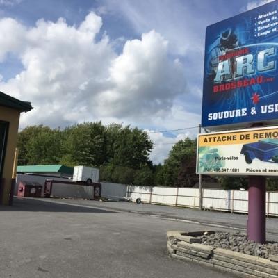 Voir le profil de Soudure ARC Brosseau Inc - Saint-Paul-d'Abbotsford