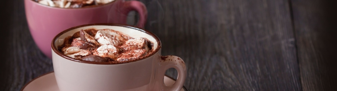 Divine hot chocolate in Calgary