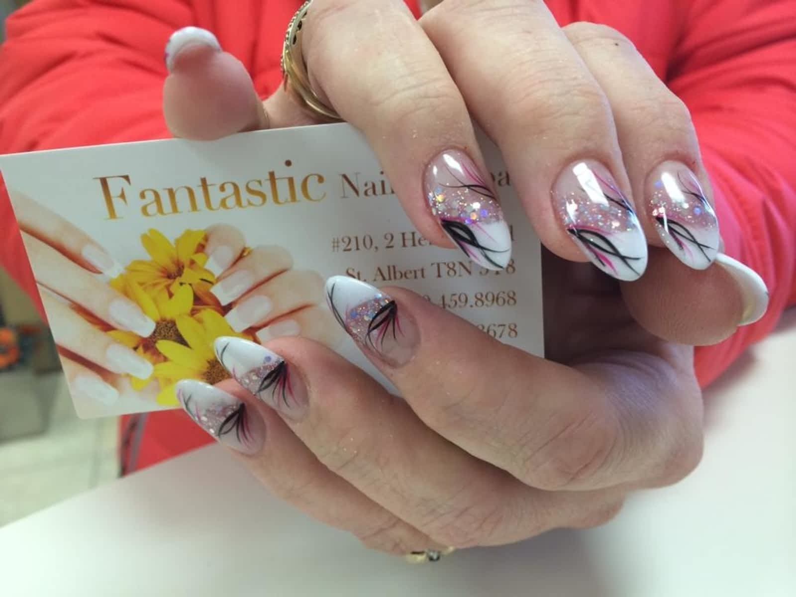 Fantastic Nails & Spa - Opening Hours - 210-2 Hebert Rd, St. Albert, AB