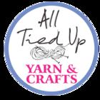 All Tied Up Yarn & Crafts - Logo