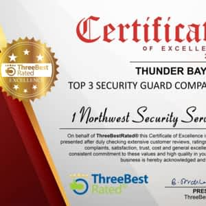 1northwest Security Services Opening Hours 105 May St N Thunder Bay On