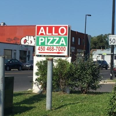 Allo Pizza - Pizza & Pizzerias - 450-468-7000