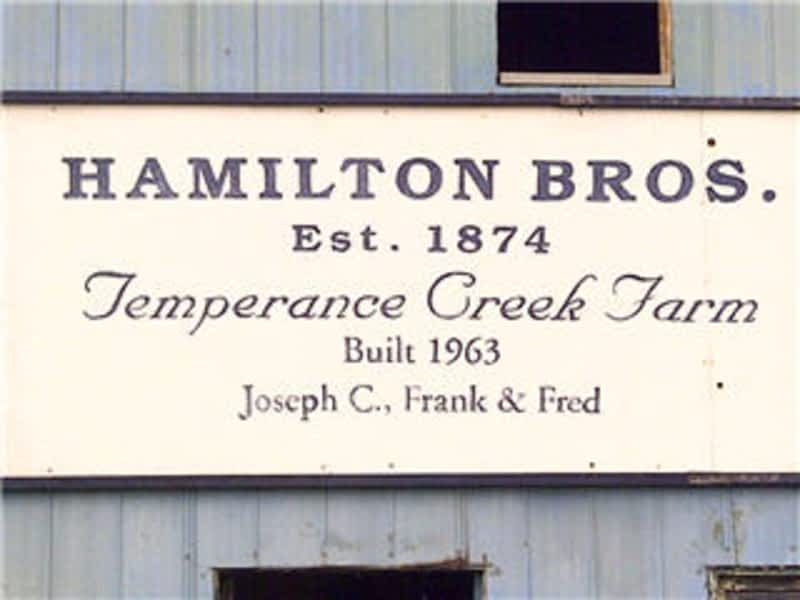photo Hamilton Bros Farm & Building Supplies Ltd - Timber Mart