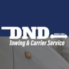 DND Towing & Carrier Service - Logo