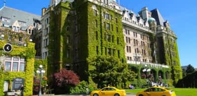 Yellow Cab Of Victoria