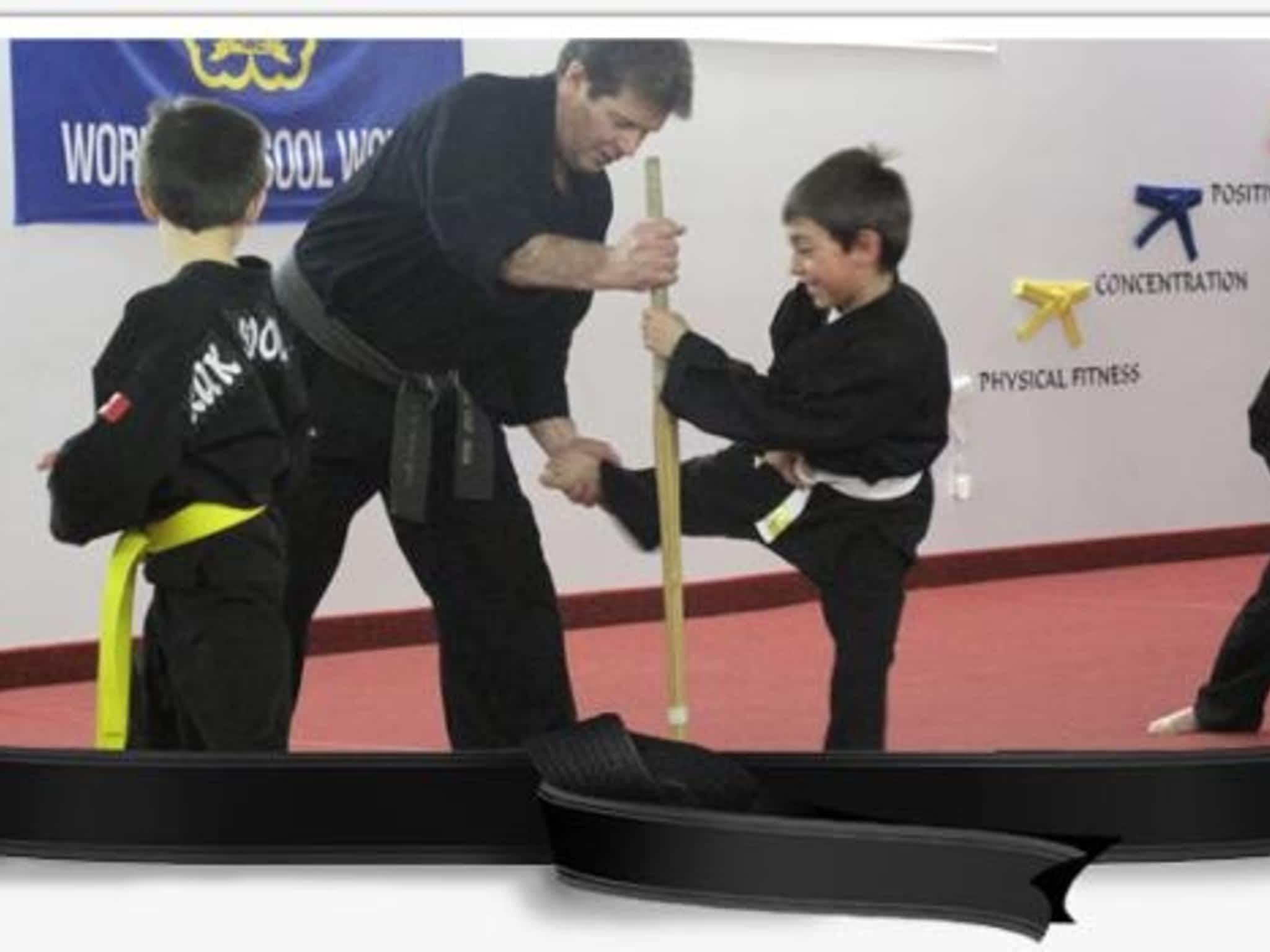 photo Pinder Family Martial Arts