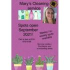 Mary's Cleaning Service - Nettoyage résidentiel, commercial et industriel