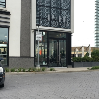 Avenue Cafe - Restaurants - 416-252-9200