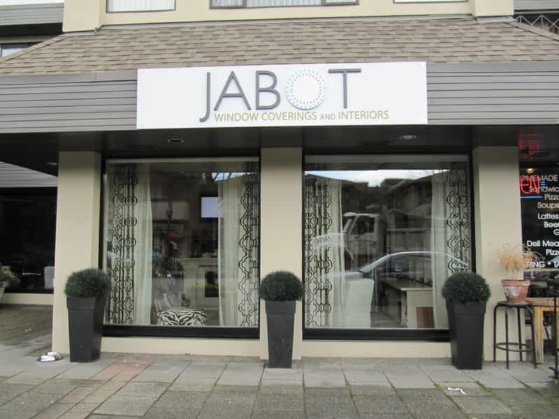 photo Jabot Window Designs Inc