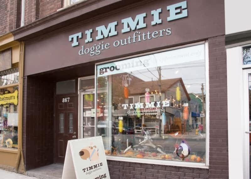 photo Timmie Doggie Outfitters
