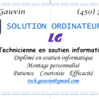 Solution Ordinateur LG - Computer Repair & Cleaning - 450-704-2393