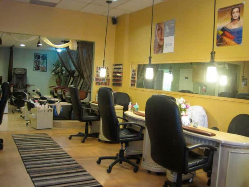 Fantastic nails and spa ltd london on 725 wellington - Nail salons in london ...