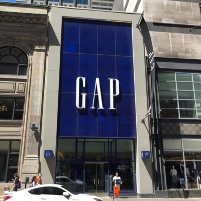 GAP - Clothing Stores - 514-281-5033