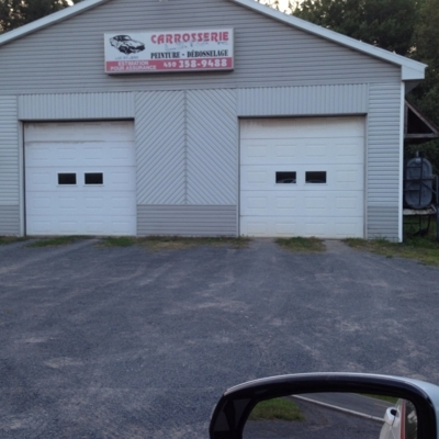 Carrosserie L S T J Inc - Auto Body Repair & Painting Shops - 450-358-9488
