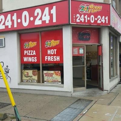 241 Pizza - Pizza & Pizzerias - 416-241-0241