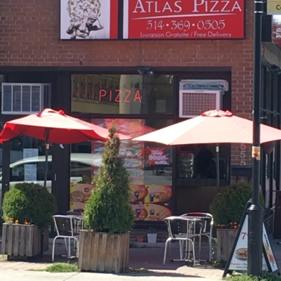 Atlas Pizza - Pizza et pizzérias - 514-369-0505