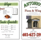 Antonio's Pizza - Italian Restaurants - 403-627-2898