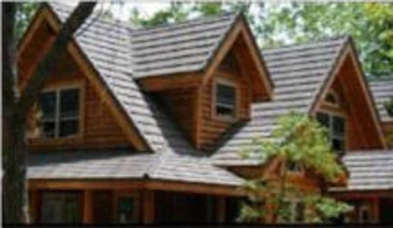 photo Stone Coated Steel Roofing Systems
