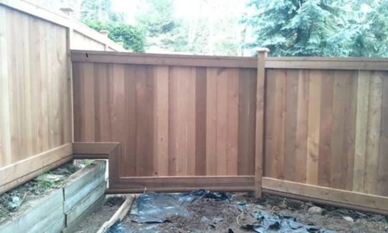 Oceanside Fencing Parksville Bc 924 Island Hwy E