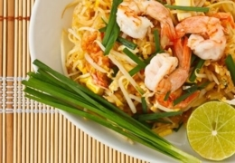 Pad Thai in Calgary