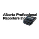 Alberta Professional Reporters Inc - Court & Convention Reporters