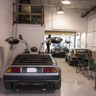 Wells Auto Delorean Sales & Restoration - Garages de réparation d'auto