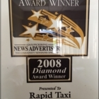 Durham Rapid Taxi Inc - Airport Transportation Service - 905-831-2345