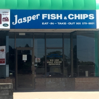 Jasper Fish & Chips - Seafood Restaurants - 905-579-8601