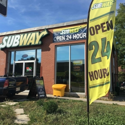 Subway - Sandwiches & Subs - 613-565-4470