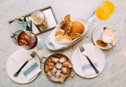 Best champagne brunch in Toronto