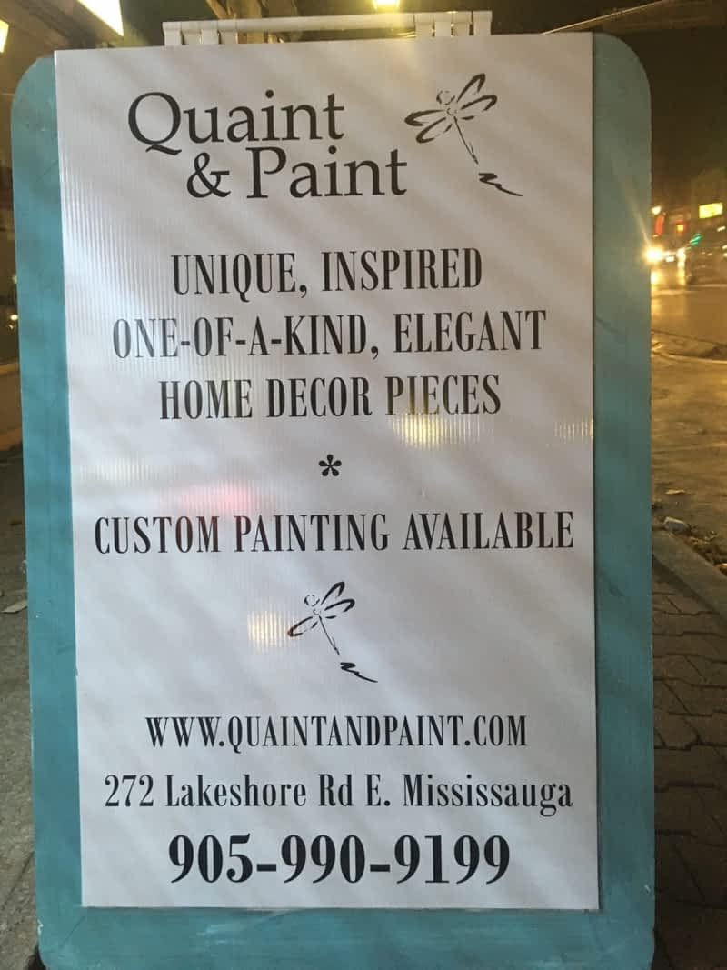 photo Quaint & Paint