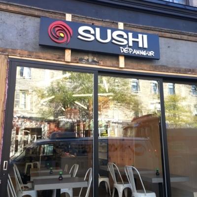 Tian Xia Sushi & Depanneur - Sushi & Japanese Restaurants