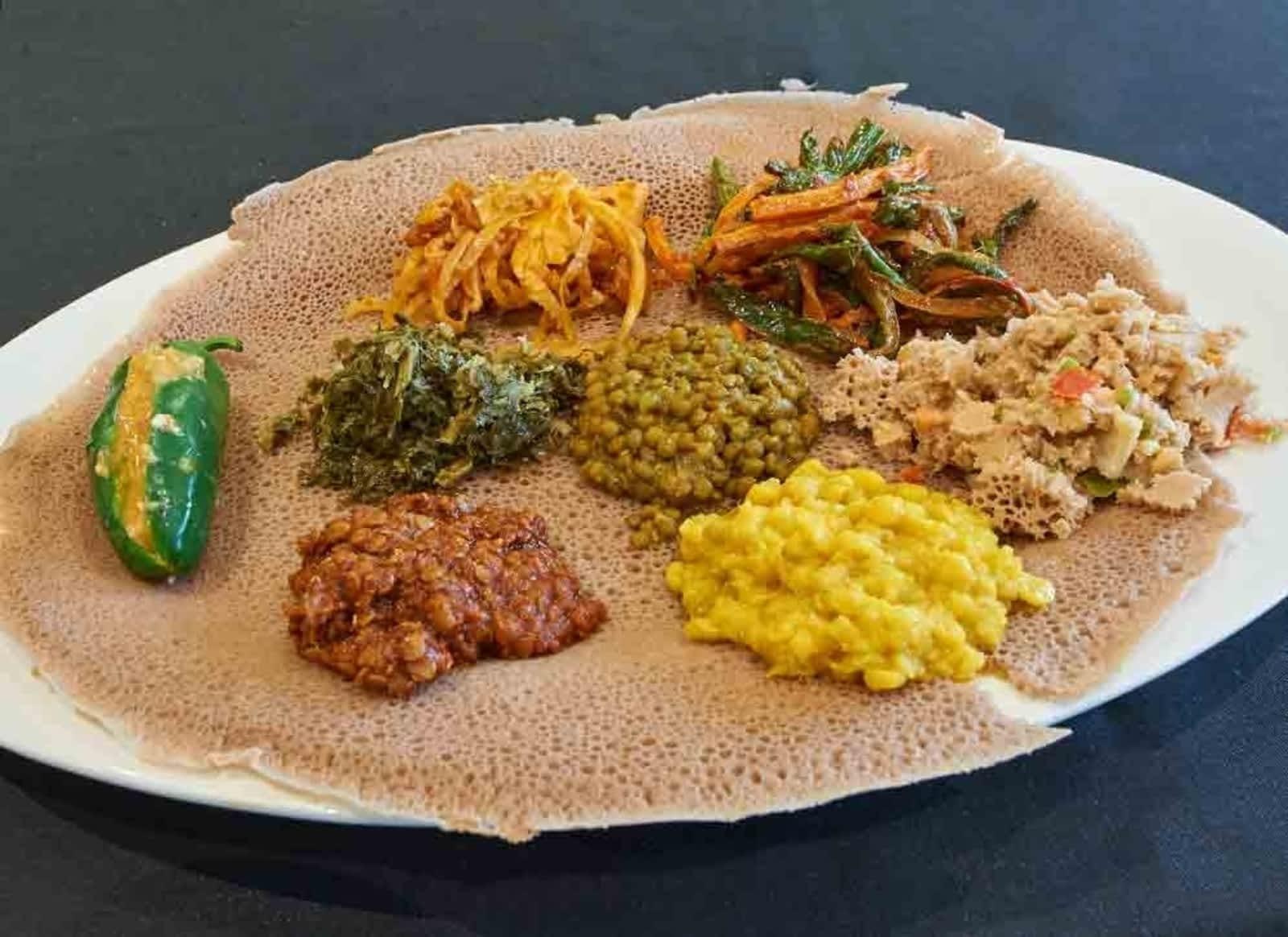 Abyssinia Ethiopian Restaurant - Menu, Hours & Reservation