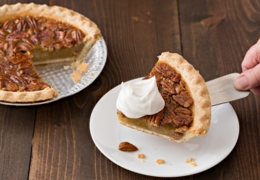Best pecan pie in Toronto