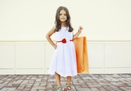 Top Edmonton shops with summer clothes for kids
