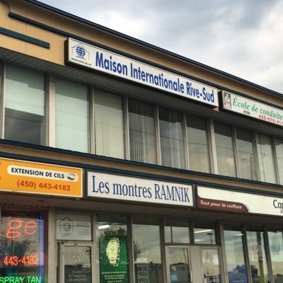 Maison Internationale De La Rive-Sud - Special Purpose Courses & Schools - 514-250-1414