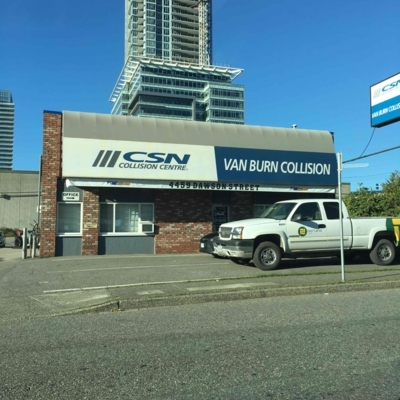 Van-Burn Collision Repairs Ltd - Car Customizing & Accessories - 604-298-3515