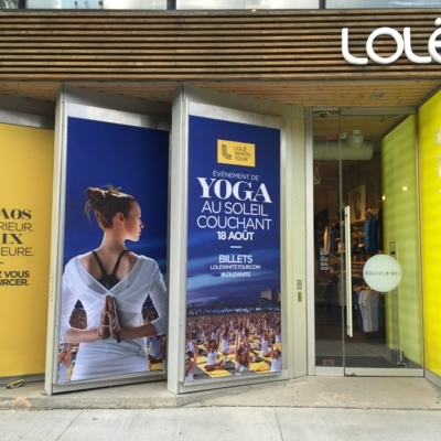 Lolë - Sportswear Stores - 514-507-3907