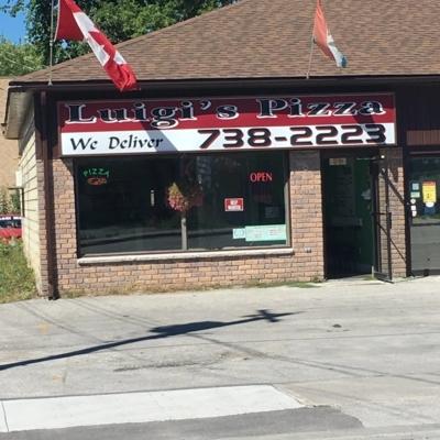 Luigi's Pizzaeria - Pizza & Pizzerias - 705-738-2223