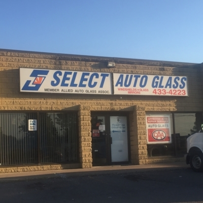 Select Auto Glass Specialist Ltd - Pare-brises et vitres d'autos - 905-433-4224