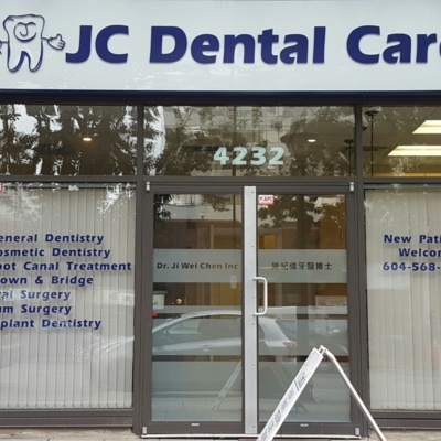 JC Dental Care - Dentists - 604-568-9930