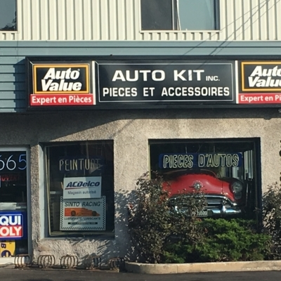 Auto-Kit inc. - Used Auto Parts & Supplies
