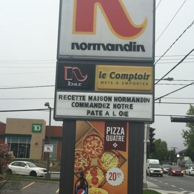Restaurant Normandin - Restaurants - 418-845-0373