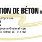 JB Finition de Béton - Entrepreneurs en béton